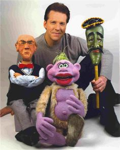 Jeff Dunham! My favorite comedian!