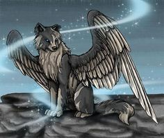 pictures of winged animals wolves and cats | Anime Angel Wolf photo 1187140489_Earthspirit.jpg