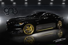 Pair Of Modified 2015 Ford Mustangs Revealed Ahead Of 2014 SEMA Show