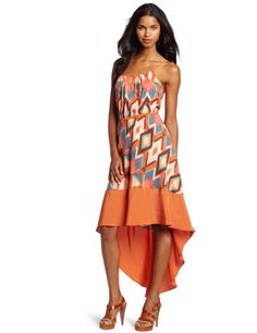 Willow & Clay Women's High-Low Hem Print Dress  where can i find dresses  http://wherecanifinddresses.com/