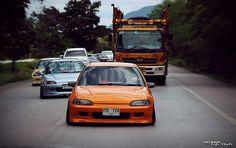 Owner: Tag! -  Latest Video Link In Bio Civic Eg, Civic Coupe, Japan Cars, Latest Video, Honda Civic, Video Link, Slammed, Vehicles, Instagram Posts