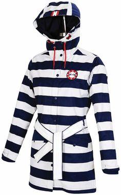 The Lexington Horse - Equine Couture Nautical Rain Shell Jacket, $69.95 (http://www.lexingtonhorse.com/equine-couture-nautical-rain-shell-jacket/)