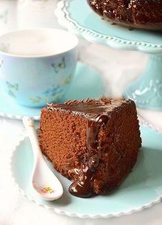 Desserts gehen gehen: Vegan Schokoladenkuchen