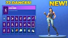 16 Best Fortnite Emotes Images In 2019 10 Year Anniversary 10th