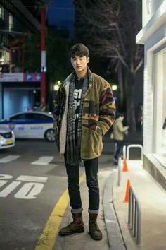 Korean Hipster style