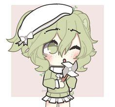 Cute Anime Chibi, Kawaii Anime Girl, Alice In Wonderland Drawings, Super Cute Puppies, Bullet Journal Lettering Ideas, Funny Iphone Wallpaper, Chibi Girl, Cute Kawaii Drawings, Anime Poses