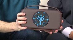 Carrying Case - Nintendo Switch - Zelda - BotW