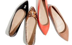 Looking for the perfect pointy toe flats