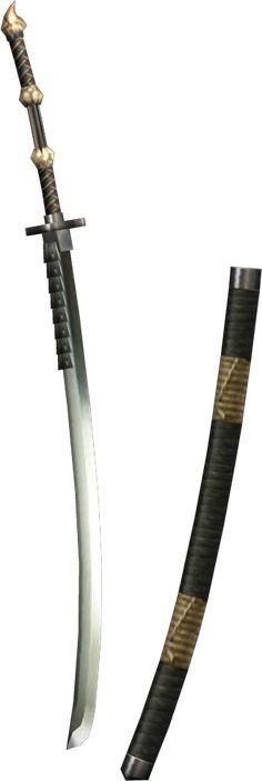Iron Katana - 2G Model