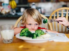 What does picky eating say about children? Find out on smithsonianmag.com | Science | Culture | Food | Recipes |