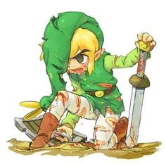 Keep going Link!!! I'll cheer you on till the fat lady sings! And let me tell you something, Link never throws in the towel ever!