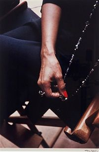 Debbi's Hand, Batiste House, Eve's Bayou by William Eggleston
