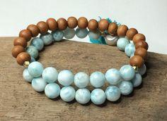 Hey, I found this really awesome Etsy listing at https://www.etsy.com/listing/236641930/larimar-gemstone-stretch-bracelet
