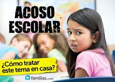 En América Latina, entre el 50 y el 70% de niños y adolescentes son víctimas del acoso escolar. Es una problemática que se debe atender desde casa acu...