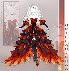 [OPEN] Design Adopt [ by Brillantezza on DeviantArt Dress Design Drawing, Dress Drawing, Clothing Sketches, Dress Sketches, Character Costumes, Character Outfits, Fashion Design Drawings, Fashion Sketches, Vetements Shoes
