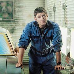 Mechanic Dean, season 7