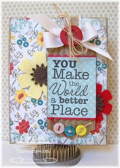 My Little Creative Escape: MFT New Product Tour: Vertical Greetings