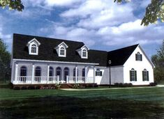 House Plan 59037 | Country   Farmhouse  Ranch   Southern    Plan with 2505 Sq. Ft., 3 Bedrooms, 3 Bathrooms, 2 Car Garag
