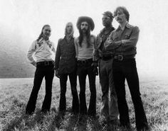 The Allman Brothers Band - 1971