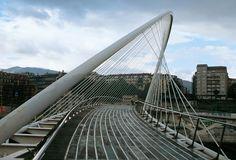Detalle del puente de Santiago Calatrava. Fotógrafo: Fernando Madariaga / ICEX