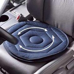 Swivel Seat = easy car transfers!