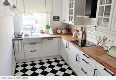 Kitchen Interior, Kitchen Decor, Kitchen Design, Kitchen Ideas, Kids Bedroom, Bedroom Decor, Kitchen Cabinets, Flooring, Retro