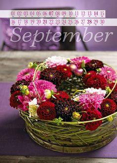 Kalendermotiv September 2014