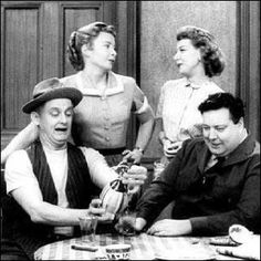 THE HONEYMOONERS was a classic sitcom that starred Jackie Gleason as Ralph Kramden a bus driver who was frustrated by his lack of success, and often developed get-rich-quick schemes. He frequently resorted to bellowing, insults and hollow threats, however beneath all this this bluster was a soft-hearted man who loved his wife and was devoted to his best pal, Ed Norton .