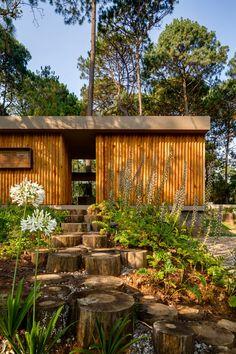 Immer mehr Architekten und Bauherren orientieren sich bei ihren Entwürfen und Designideen an Mutter Natur.