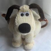 Dog Tea Cosy  - via @Craftsy