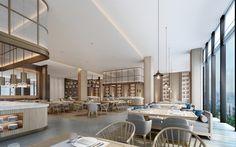 โรงแรมเซ็นทรัลพลาซาจี่สีเขียว - กรณี - สาธารณะ Yi ปรึกษาด้านการออกแบบโรงแรม