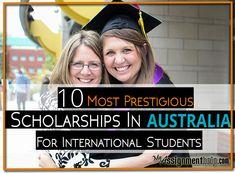 The 10 Most Prestigious Scholarships in Australia for International Students