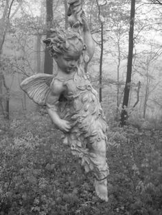 Stone angel ck this one reminds me of my Mom because she loved children and they adored her right back