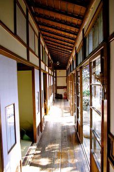 Ideas For Landscape Concept Architecture Ideas Japanese Home Design, Japanese Style House, Traditional Japanese House, Japanese Interior, Architecture Du Japon, Concept Architecture, Interior Architecture, Lumiere Photo, Japanese Buildings