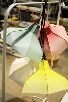 Lampor från Pepe Heykoop