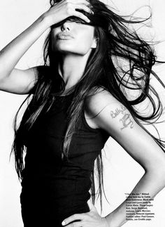 Angelina #Jolie / actress