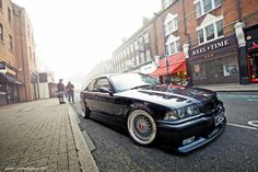 BMW with BBS (German Look)