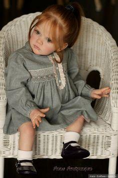 Волшебной красоты девочка реборн Mattia от Анны Арутюнян / Куклы Реборн: изготовление своими руками, фото, мастера / Бэйбики. Куклы фото. Одежда для кукол Bb Reborn, Reborn Toddler Dolls, Reborn Dolls, Reborn Babies, Baby Doll Strollers, Pretty Baby, Betty Boop, Girl Outfits, Daughter