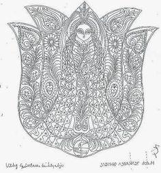 """Képtalálat a következőre: """"halász edit"""" Hungarian Embroidery, Folk Embroidery, Learn Embroidery, Chain Stitch Embroidery, Embroidery Stitches, Embroidery Patterns, Stitch Head, Last Stitch, Braided Line"""