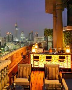Hotel Muse - Bangkok, Thailand #Jetsetter