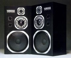 Yamaha Monitors want. Yamaha Speakers, Yamaha Audio, Hifi Audio, Audio Speakers, Speaker System, Audio System, Tv Led, Best Smart Home, Small Speakers