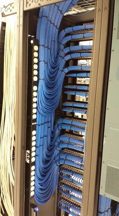 Cable Management Goal. Impian Semua Network Engineer