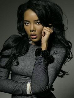 Angela Simmons ..such a fashion inspiration
