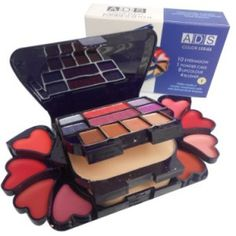 ADS-Color-Series-Makeup-Kit-8-Eyeshadow-1-Power-Cake-8-Lip-Color-2-Blusher-Product-Color-May-Vary-22g-0