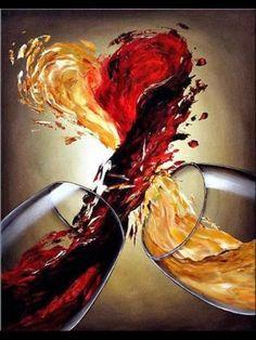 Vinho que ti quero vinho!