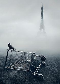 Moody, Dark Photography by Mikko Lagerstedt