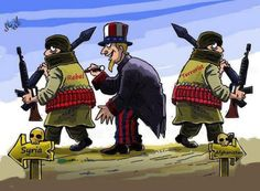 Pentagon: U.S. to Begin to Train and Equip Moderate Syria Terrorists!