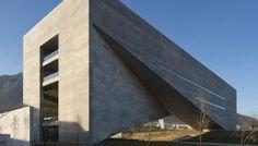Centro Roberto Garza Sada de Arte, Arquitetura e Design, México - Tadao Ando