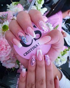 Diva Nails, Ely, Nail Art Designs, Beauty, Work Nails, Enamel, Frases, Polish Nails, Simple Elegant Nails