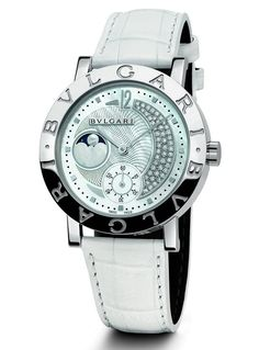 Another Bvlgari women watch...liking the color of this one..cool..